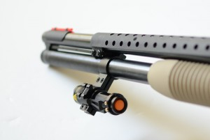 Shotgun Flashlight Mount