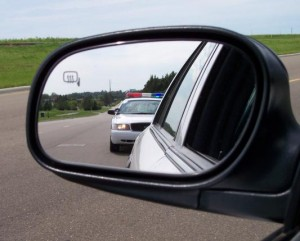 How to handle traffic stop concealed carry