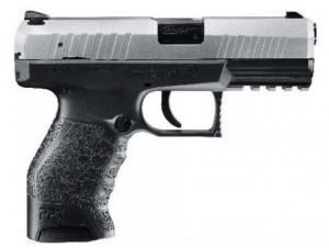 Walther PPX Pistol